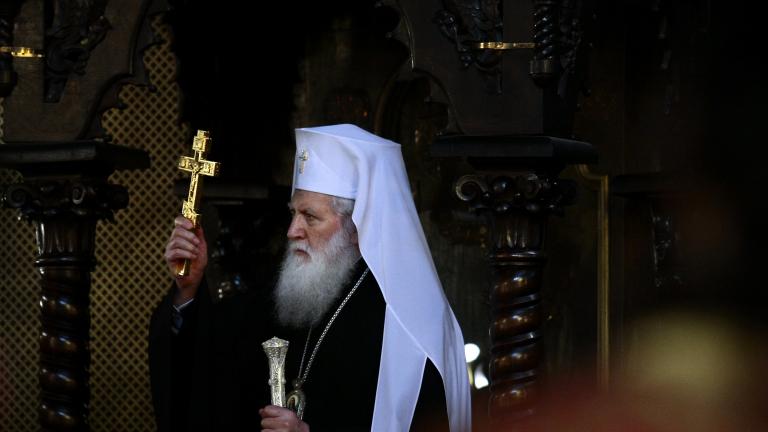Българският патриарх Неофит поздрави децата за 1 юни. В специално