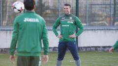 Бивш национал на България със силен мач в Италия