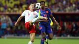 Полша - Колумбия 0:1, Йери Мина откри резултата