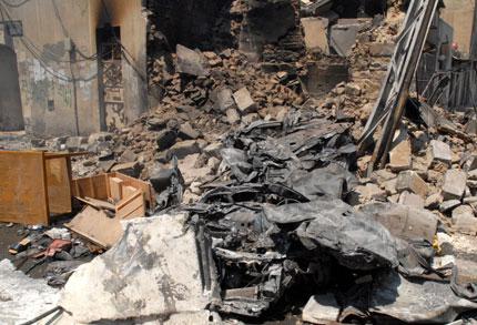 Сирийската армия засилва натиска срещу опозицията