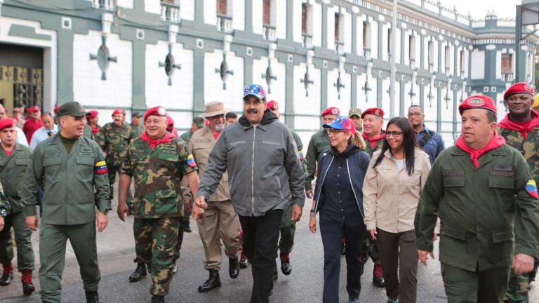 Венецуела ще преразгледа отношенията си с ЕС