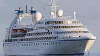 Двама загинали при инцидент с лайнер в Средиземно море