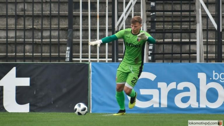 Локомотив (Пловдив) подписа договор с хърватския футболист Марин Ромац. Срокът