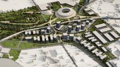 България може да има уникален нов национален стадион след три години