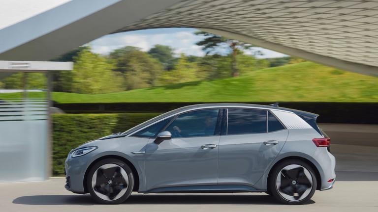 Volkswagen Group е доминирала толкова европейския пазар само веднъж за последните 20 години