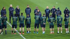 """Шест години по-късно - Италия отново гостува на """"Васил Левски"""""""