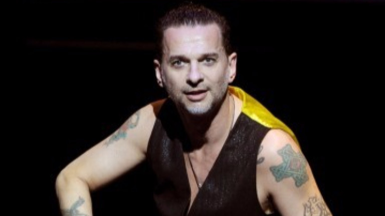 Фронтменът на Depeche Mode Дейв Геън напусна болничното легло. 55-годишният