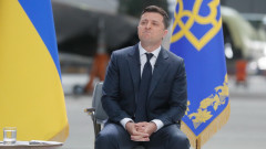 """В Украйна погват Зеленски за евентуална държавна измяна заради """"Вагнер"""""""