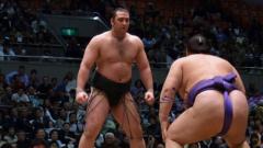 Котоошу и Аоияма срещат японци за Купата на Императора