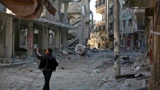 8 убити деца след руски въздушен удар по училище в Сирия