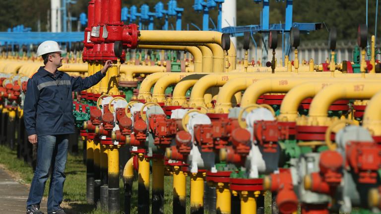 В Украйна видяха заплаха за прекъсване на транзита на газ от Русия