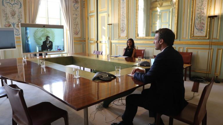 Франция удължава мерките срещу COVID-19 и след 15 април