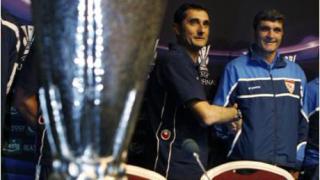 Еспаньол и Севиля носят рекорден трофей на Испания