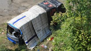 Прокуратурата обвинява шофьора на катастрофиралия автобус