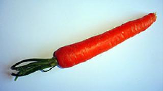 Затворник получи колет с моркови, пълни с канабис