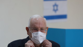 """Президентът на Израел препоръча """"необичайно сътрудничество"""" за съставяне на кабинет"""