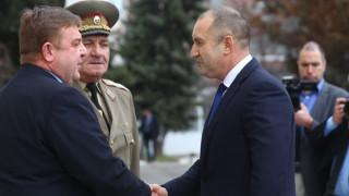 Ген. Андрей Боцев отчита успешна година на Българската армия