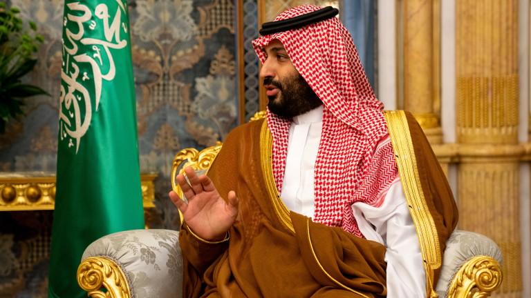 Не съм нареждал убийството на Кашоги, защити се принц Салман