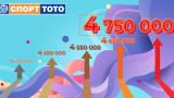 """5 000 000 лева наближава джакпотът в играта """"6 от 49"""""""