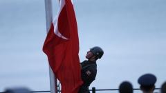 Турция разпореди арестуването на 16 висши военни, помагали на Гюлен