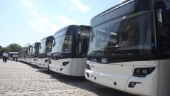 Столична община сключи сделка за над 40 милиона лева за 60 нови газови автобуса