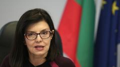 Кунева: Хората искат дясноцентристко управление и РБ е част от формулата
