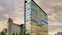 Технологичен гигант отваря модерен изследователски център в Румъния
