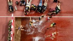 Лекоатлетите на САЩ оглавиха класиранията по медали и точки на Световното първенство в Доха