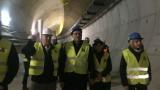 8 от 12 км от трета линия на софийското метро вече са изградени