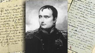 Ръкописна страница на Наполеон Бонапарт е продадена за 24 000 евро
