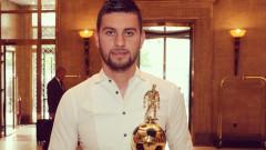 Слави Костов: Без отбора нямаше да вкарам толкова много голове