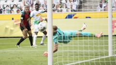 Гладбах ще играе в ШЛ, хърватин попиля Борусия (Дортмунд)