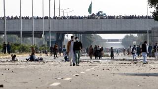 Пакистанската столица е блокирана заради протести срещу Франция