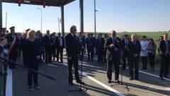 Борисов иска още гранични пунктове с Румъния