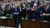 """Ердоган се зарече да ликвидира всички """"терористи"""" източно от Ефрат в Сирия"""