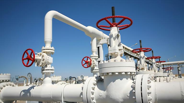 """""""Газпром"""" намали транзита на газ през Украйна"""