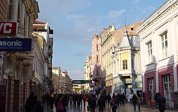 Джаз на открито в Пловдив