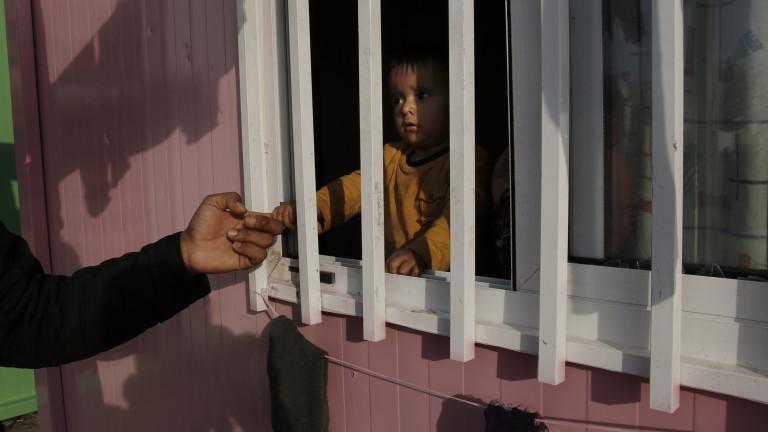 Снимка: Мигрантски натиск към гръцките острови