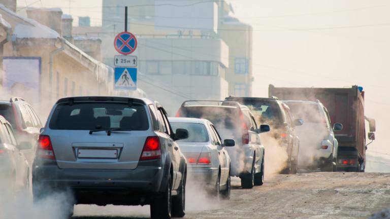 ЕС се съгласи да намали емисиите от автомобилите с 37,5% до 2030 г.