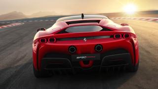 Кризата не намалява поръчките на Ferrari