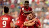 ПСЖ срази европейския шампион Реал с 3:1