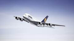 У нас пристига най-големият пътнически самолет