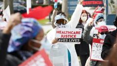 Облекчение за Ню Йорк: най-малък ръст на жертвите на коронавируса от 1 април