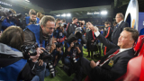 Юнайтед иска трансферна цел на Сити и Барса