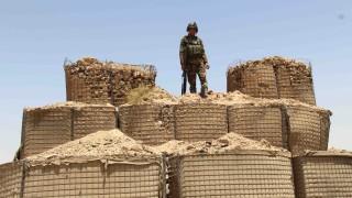 Няма пострадали български военни при обстрел на базата в Кандахар