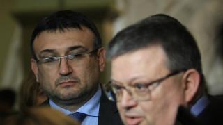 Цацаров доволен от укротяване на бързината за промени в законите
