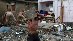 Над 260 са жертвите на урагана Матю