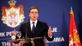 Вучич не е оптимист за Косово