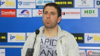Стойчо никога няма да допусне симулативна игра срещу Ботев