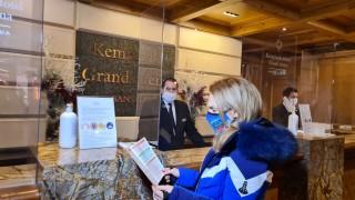 Николова се хвали, че 7800 души са посетили Банско за седмица
